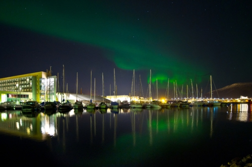 Fram Center, Tromso [Photo by Knut Jenssen, Framsenteret]