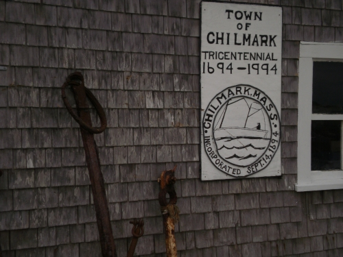 The town of Chilmark, Martha's Vineyard. [Photo Credit: SweetgrassAdventures.]