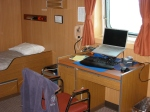 Living and work space aboard CCGS Henry Larsen in Aug.-2009.