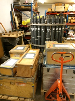.. and another of many crates readied for shipping to Oden.